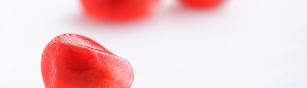 heavy periods | linseeds & pomegranates